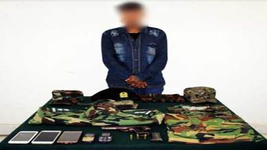 Photo of Nagaland:  Assam Rifles Apprehends NSCN(K) Cadre in Dimapur