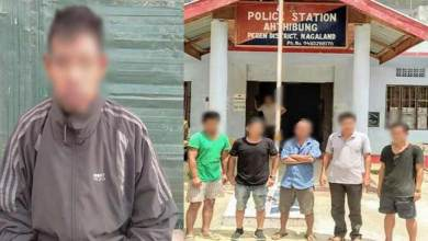 Photo of Nagaland: Assam Rifle apprehends PLA Cadre and burst Extortion racket