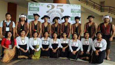Photo of Kuki Students Organisation Guwahati Celebrates Silver Jubilee