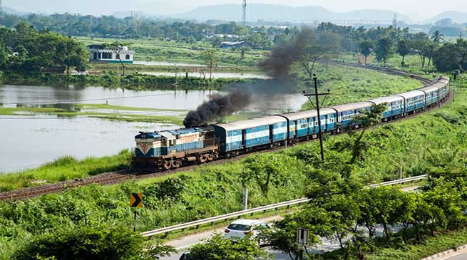 Assam: NFR runs Suvidha special weekly train between Tinsukia and Gaya