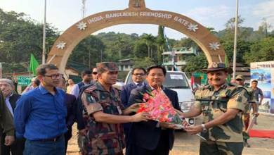 Meghalaya: Conrad Sangma's road trip to Bangladesh to explore trade opportunities