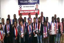 Nagaland: 22 BJP leaders left party over CAA issue