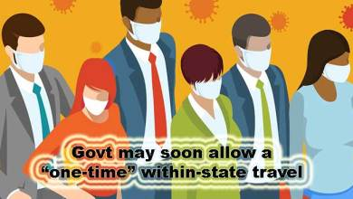 "Assam: Govt may soon allow a ""one-time"" within-state travel"