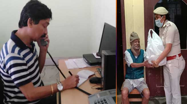 Assam: Reaching out to senior citizens, elderly during lockdown in Hailakandi