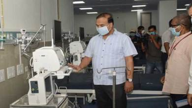 Assam: Himanta inaugurates COVID-19 treatment unit at the GMCH