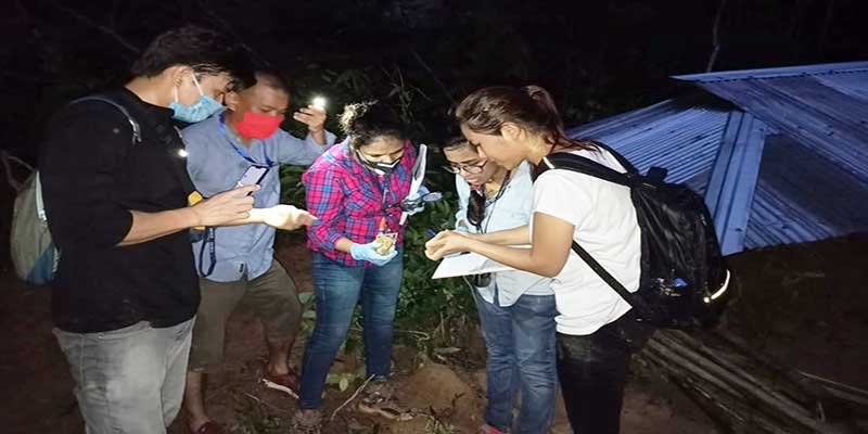 Assam: GSI teams conduct study at landslide hit areas of Barak Valley