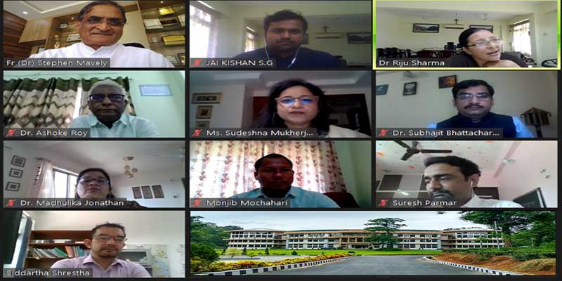 Assam:  Webinar on Risk Communication and Community Engagement (RCCE) and Combating Stigma Related to COVID-19 through partnership in North Eastern States