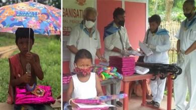 Assam: SSSSO team visit Satar village for Seva