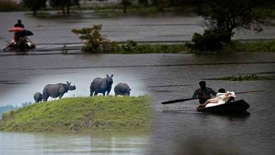 Photo of Assam: Flood situation remains grim, over 35 lakh people affected