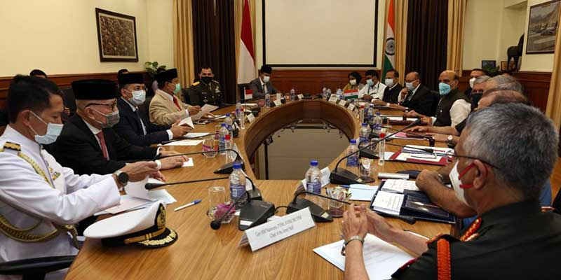 Defence Ministers' Dialogue between India and Indonesia held