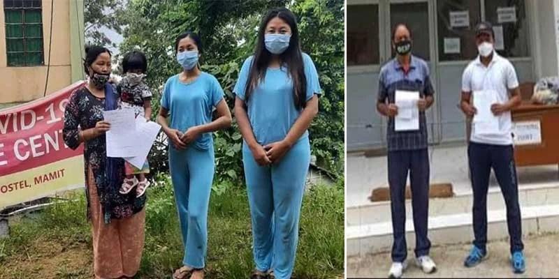 Mizoram reports 23 fresh COVID-19 cases including 22 Assam Rifle personnel