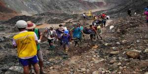 Myanmar: landslide in Jade mine kills over 160 people