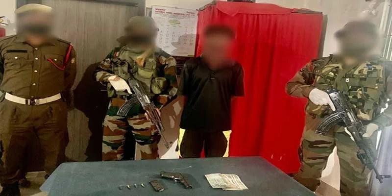 Assam: Army apprehends NSCN (IM) cadre in Tinsukia