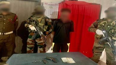 Photo of Assam: Army apprehends NSCN (IM) cadre in Tinsukia