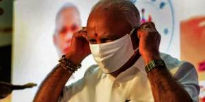 After Amit Shah, Karnataka CM BS Yediyurappa tests positive for Covid-19