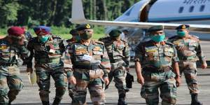 Assam: Chief of Army staff visits Tezpur