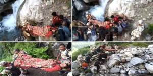 Uttarakhand: ITBP Jawans prove Messiah for a injured woman- Must read this story