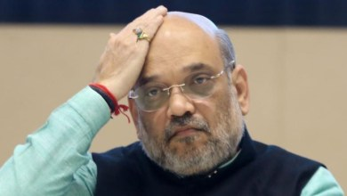 Amit Shah Admitted To AIIMS Again