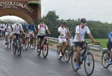 Photo of Assam: Cycle Rally for Fit India Movement