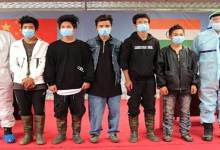 PLA hands over 5 youths who went missing from Arunachal Pradesh
