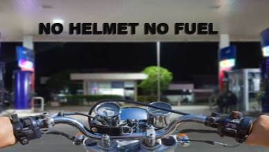 Assam: Hailakandi administration asks petrol pumps not to provide fuel to bikers without helmet