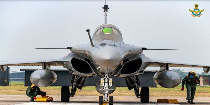 IAF to formally induct Rafale aircraft on Sept 10