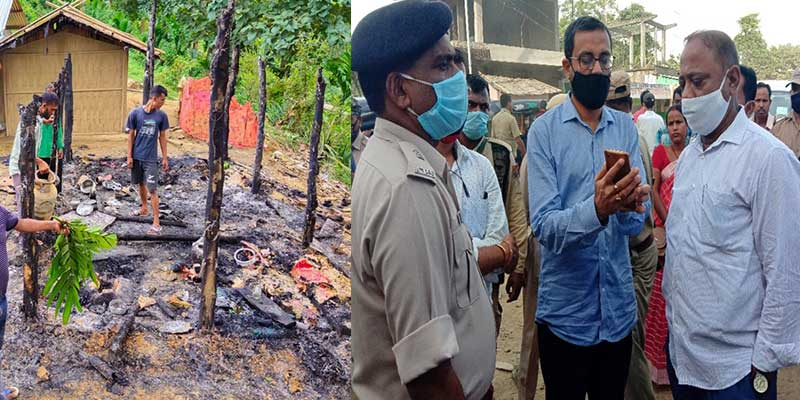 Flare up in Assam-Mizoram border: MHA to intervene
