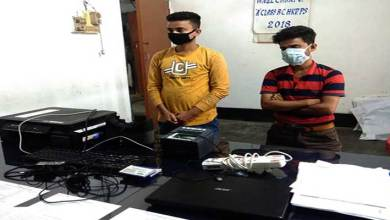 Assam: Two arrested for clandestinely operating Aadhaar enrolment