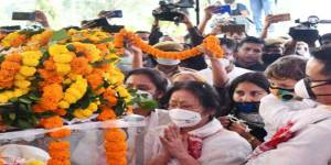 Assam Govt declared half-holiday as a mark of respect of former Chief minister Tarun Gogoi
