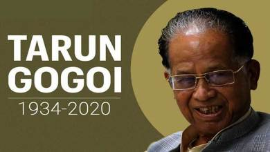 Former Assam CM Tarun Gogoi passes away