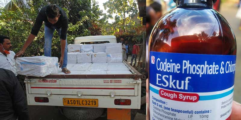 Assam: Cough Syrup Worth More Than 30 Lakh Seized In Guwahati