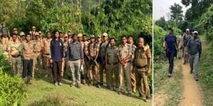 DC Cachar trudges deep inside Assam-Mizoram inter state border
