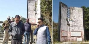 Assam- Plans afoot to renovate landmarks in Hailakandi to make them tourist hotspots