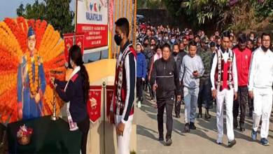 Manipur: Assam Rifles celebrates Parakram diwas at Tamenglong