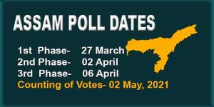 Assam Assembly polls In Three Phases From March 27