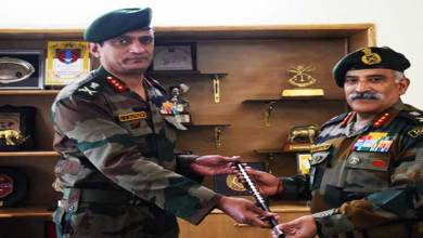 Assam: Lt Gen Johnson P Mathew takes over spear corps
