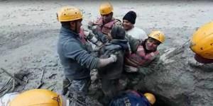 Uttarakhand- glacier bursts in Chamoli, dozens feared dead