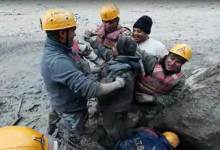 Uttarakhand- glacier bursts in Chamoli, dozens feared dead