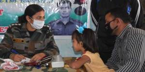 Assam: Army organised sadbhavana medical camp in Tinsukia