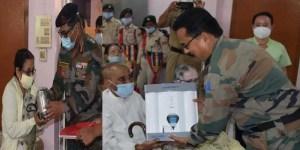 Assam: NCC cadets visit'AMAR GHAR'old age home in Guwahati