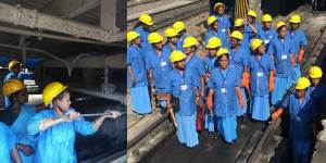 International Women's Day: Salute to NFR woman staff engaged in various duties