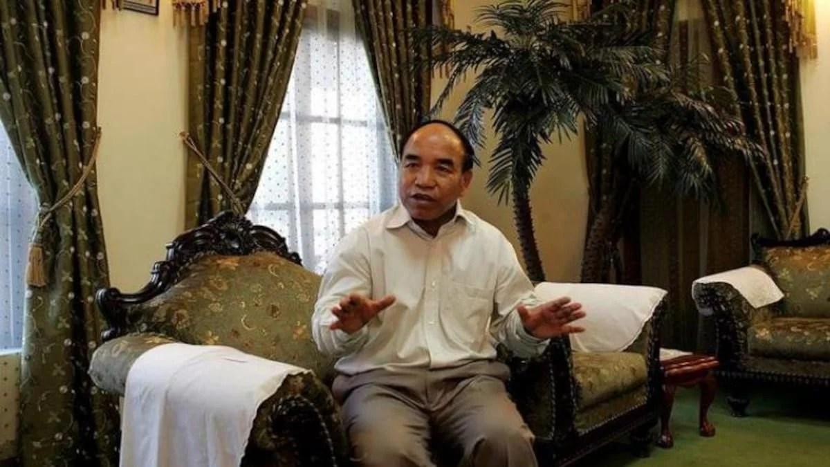 Mizoram: Zoramthanga launches MNF campaign for Serchhip bypoll