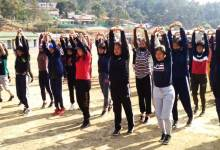 Manipur: Security forces train 325 girls for entry into military & para-military
