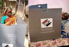 Assam: Hassle-free voting through postal ballots by elderly above 80, PwDs take place in Hailakandi