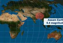 Assam Earthquake: 6.4 magnitude quake, two aftershocks jolt Assam, tremors felt in Northeast, Bengal