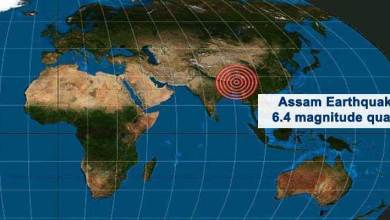 Assam Earthquake: 6.4 magnitude quake, two aftershocks jolt Assam, tremors felt in Northeast, Bengal