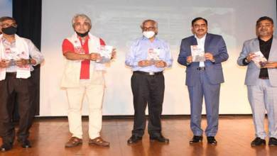 Assam:A book named 'Kotha Prosonge' Bengali version of 'Baaton Baaton Mein' by Dr A K Pansari