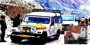Sikkim: Army Rescues 450 Tourists at Yongdi