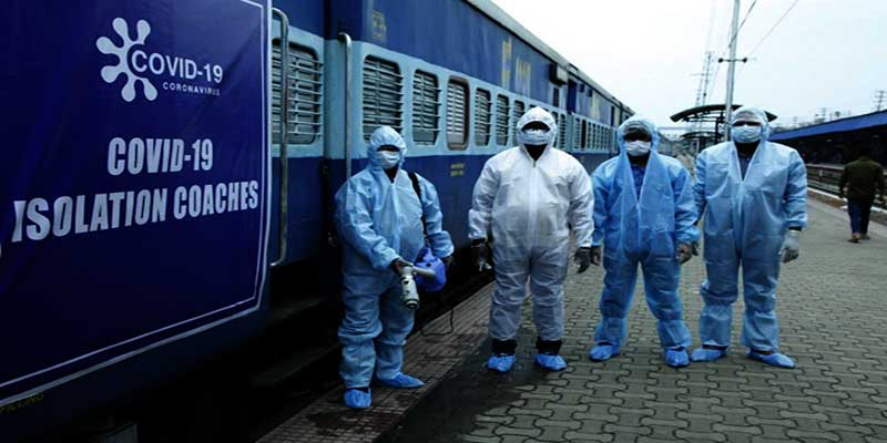 Assam: NF Railway ready to assist the states with Covid Care Coaches