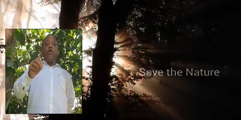 Assam: Forest Minister Suklabaidya makes impassioned plea for conservation of nature amidst COVID-19 scourge